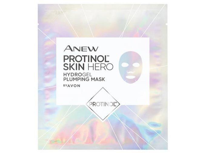 Avon Hydrogelová pleťová maska s Protinolem
