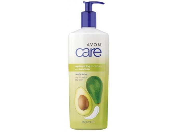 Avon Vyživující tělové mléko s avokádem 750ml