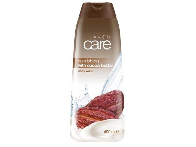Avon Vyživující sprchový gel s kakaovým máslem 400ml