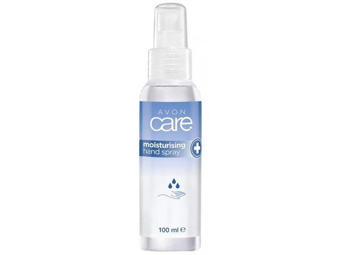 Avon Antibakteriální hydratační sprej na ruce s 64% obsahem alkoholu 100ml