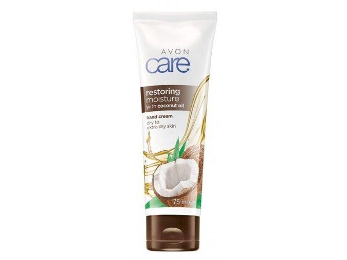 Avon Regenerační krém na ruce s kokosovým olejem 75ml