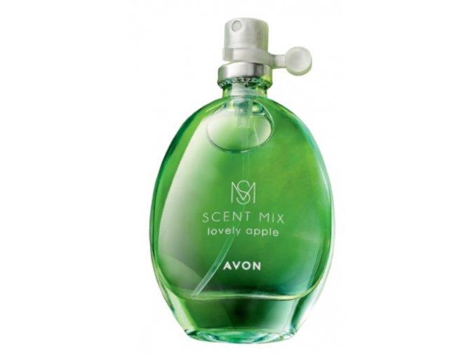 Avon Scent Mix Lovely Apple EDT toaletní voda 30ml