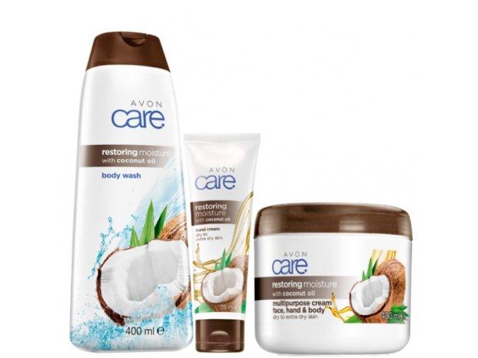 Avon Sada s kokosovým olejem