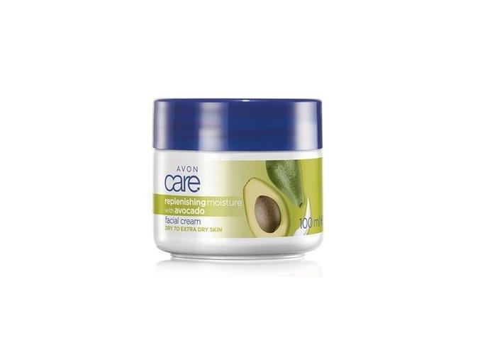 Avon Hydratační pleťový krém s avokádovým olejem 100ml