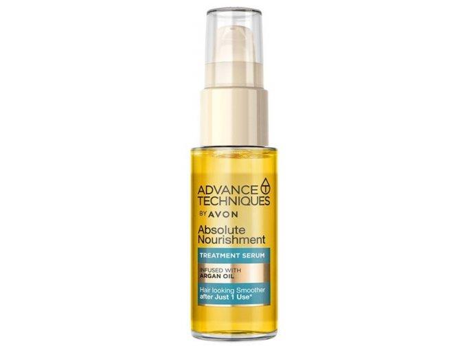 Avon Vyživující sérum na vlasy s arganovým olejem 30ml