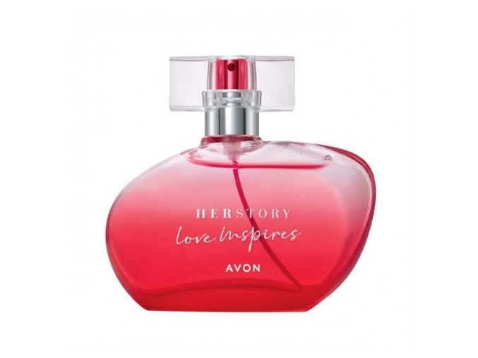 Avon Herstory Love Inspires EDP 50ml