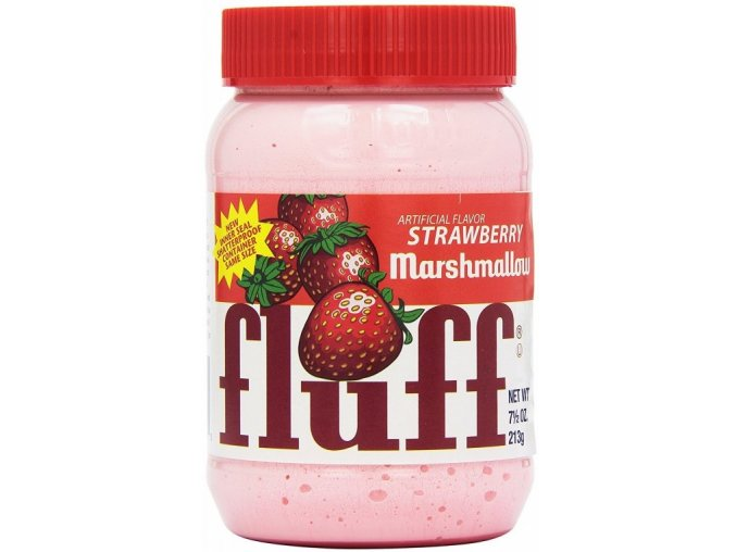 Marshmallow Fluff Strawberry 213g