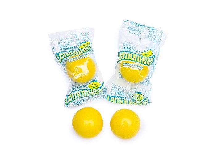 Lemonhead Candy 8g