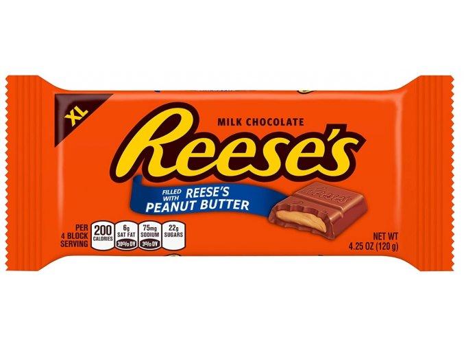 Reese's XL Peanut Butter Milk Chocolate 120g