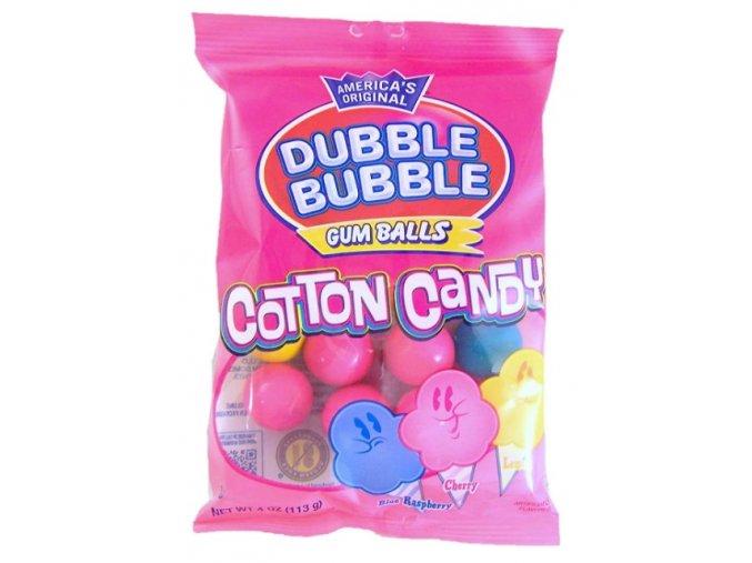 Dubble Bubble Cotton Candy 113g