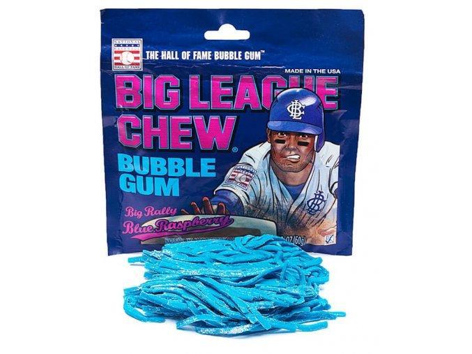 Big League Chew Blue Raspberry 60g