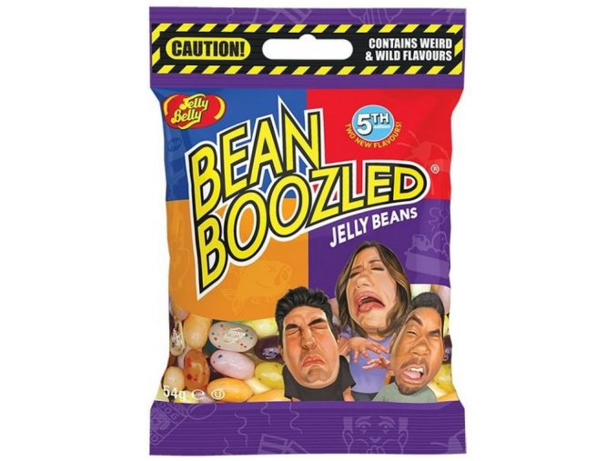 Jelly Belly Jelly Beans BeanBoozled 5th Edition 54g