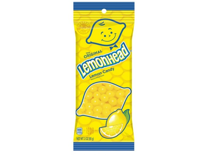 Lemonhead Candy 83g