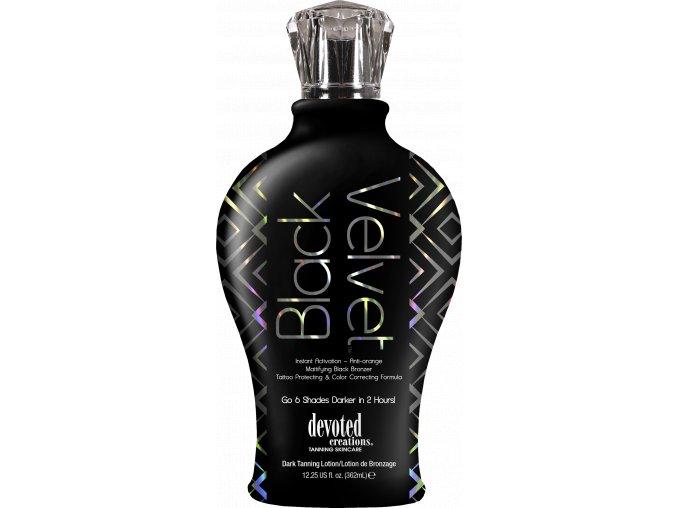devoted creations black velvet 360ml