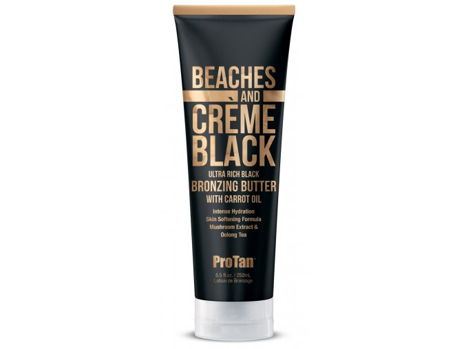 Pro Tan Beaches and Creme Black Butter 250ml