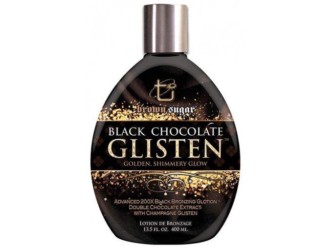 Tan Incorporated Black Chocolate Glisten 400ml