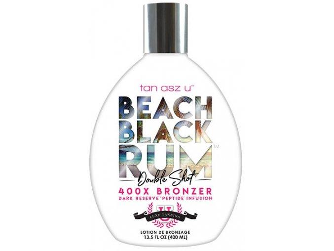 Tan Asz U Beach Black Rum 400ml