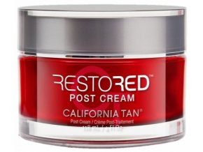 California Tan CT Restored Post Cream 120ml