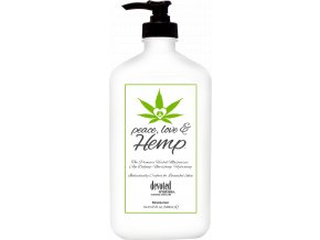 Devoted Creations Peace Love & Hemp 550ml