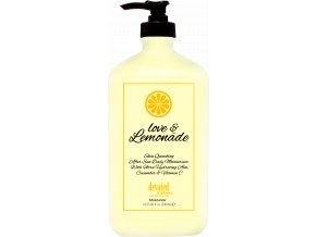 devoted creations love and lemonade 550ml