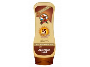 Australian Gold SPF 15 Lotion Bronzer 237ml