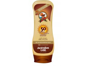 Australian Gold SPF 50 Lotion Bronzer 237ml