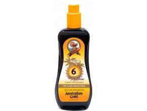 Australian Gold SPF 6 Spray Oil 237ml
