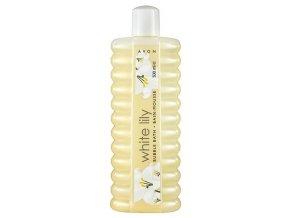 Avon Pěna do koupele s vůní bílé lilie 500ml