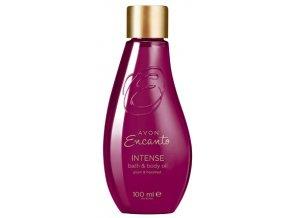 Avon Hydratační olej na tělo a do koupele Encanto Intense 100ml