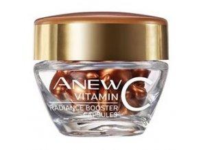 Avon Anew Rozjasňující pleťové ampulky s vitaminem C 12ks