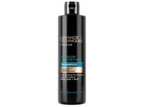 Avon Vyživující šampon s marockým arganovým olejem pro všechny typy vlasů 400ml