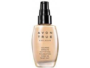 Avon Zklidňující make up s matující složkou True Colour 30ml
