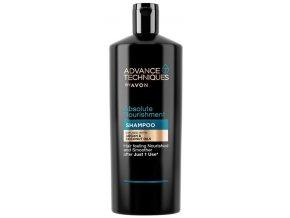 Avon Vyživující šampon s arganovým a kokosovým olejem 700ml