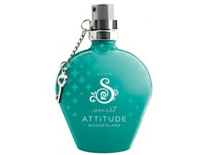 Avon Secret Attitude Wonderland EDT 50ml