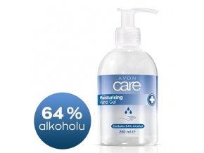 Avon Antibakteriální hydratační gel na ruce s 64% obsahem alkoholu 250ml