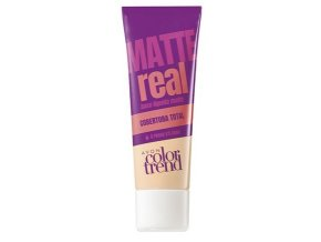 Avon Tekutý make up Real Matte 30ml