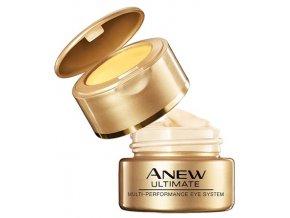 Avon 2 fázová omlazující péče o oční okolí Anew Ultimate Multi Performance 15ml + 2,5g