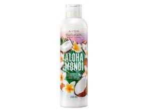 Avon Tělové mléko Aloha Monoi 200ml