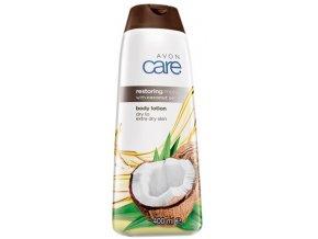 Avon Regenerační hydratační tělové mléko s kokosovým olejem 400ml