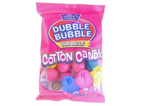 Dubble Bubble Cotton Candy 113g