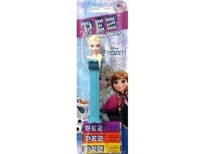 PEZ dávkovač s bonbóny Ledové Království Elsa 24.7g
