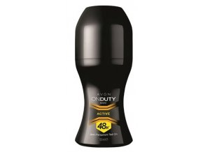 Avon Kuličkový deodorant antiperspirant Men Active 50ml