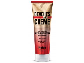 Pro Tan Beaches and Creme Sizzling Butter 250ml