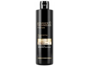 Avon Intenzivní vyživující šampon s luxusními oleji pro všechny typy vlasů 400ml