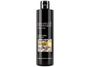 Avon Šampon pro zářivý lesk pro všechny typy vlasů 400ml