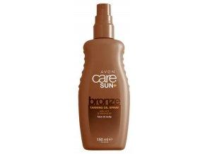 Avon Olej ve spreji pro zvýraznění opálení s vitaminem E a kokosovým olejem 150ml