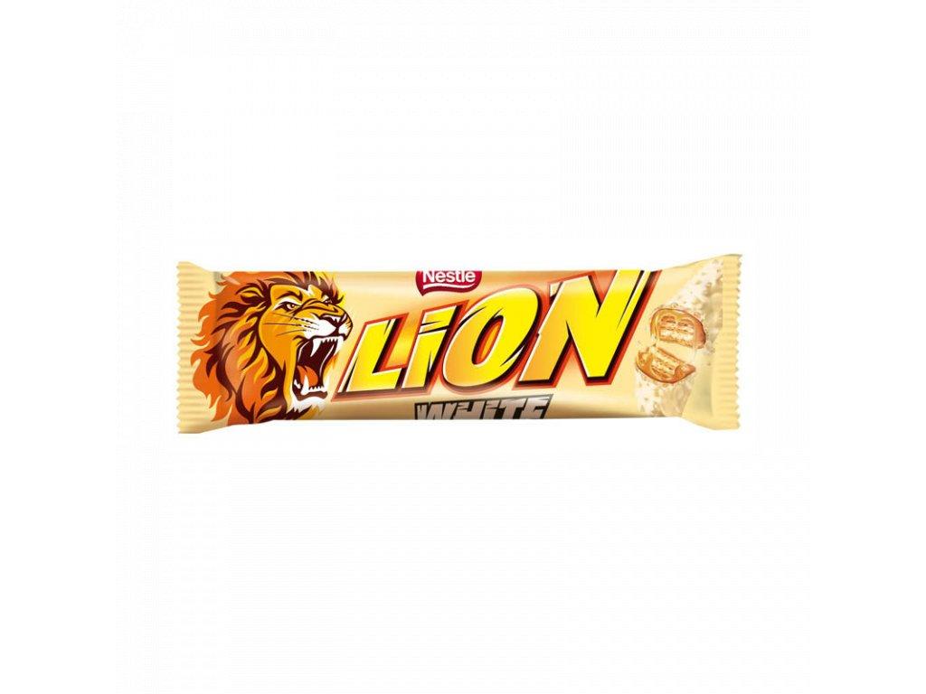 LION White 42 g
