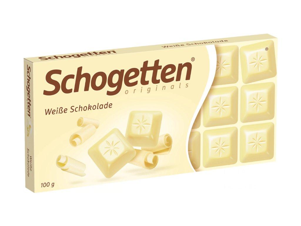 Schogetten 100g White Chocolate