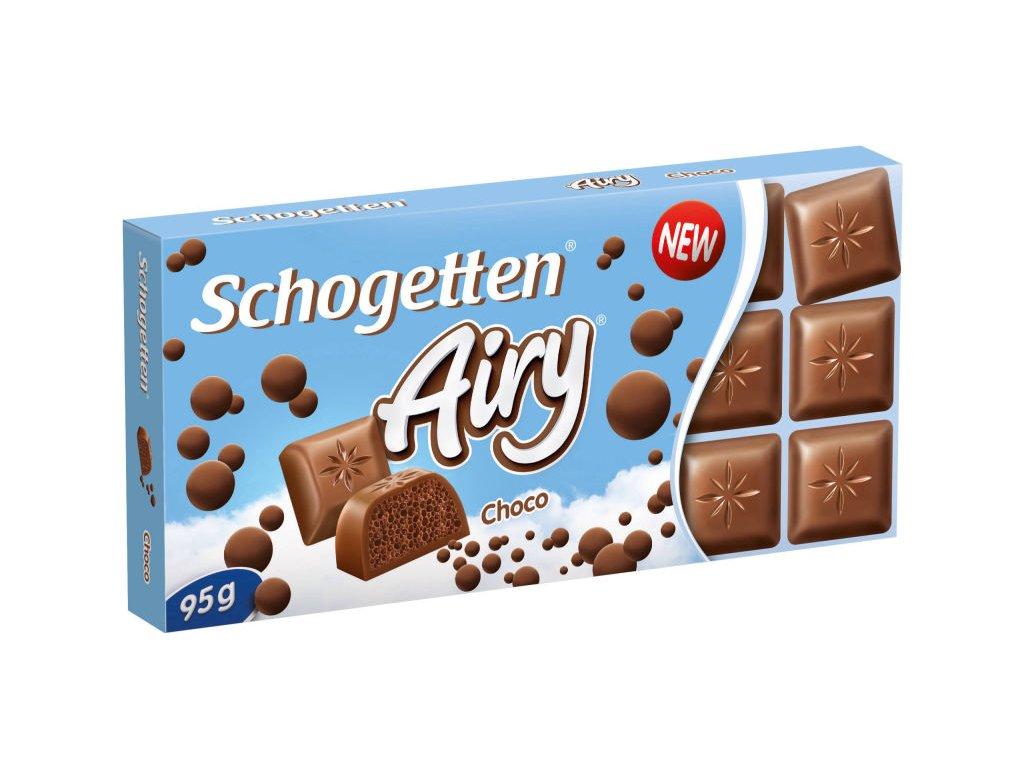 Schogetten 95g Airy Choco