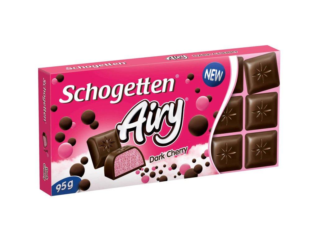 Schogetten 95g Airy Dark Cherry
